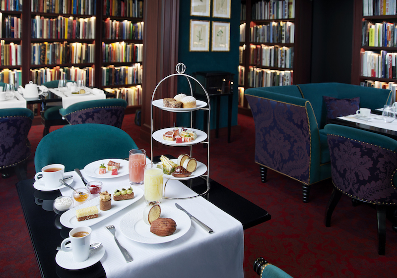 tea time Fouquet's