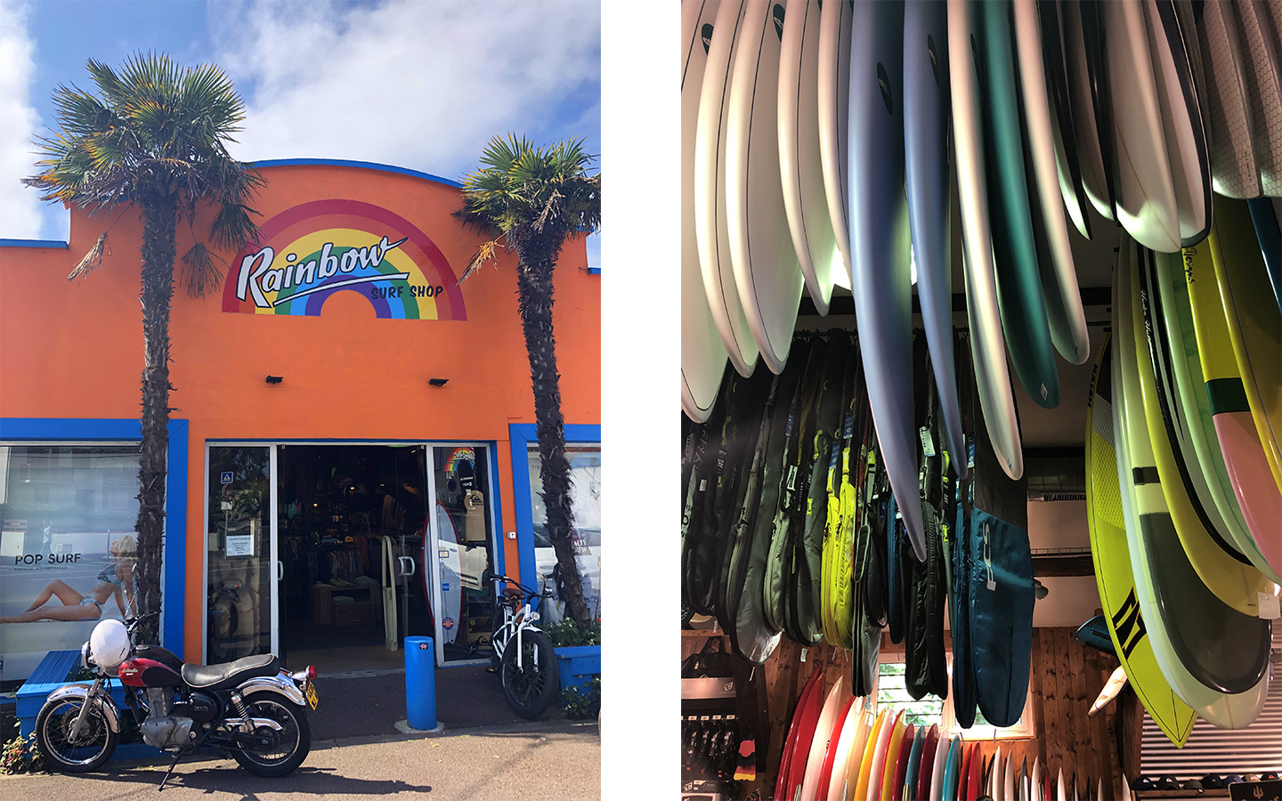 boutique surf Anglet
