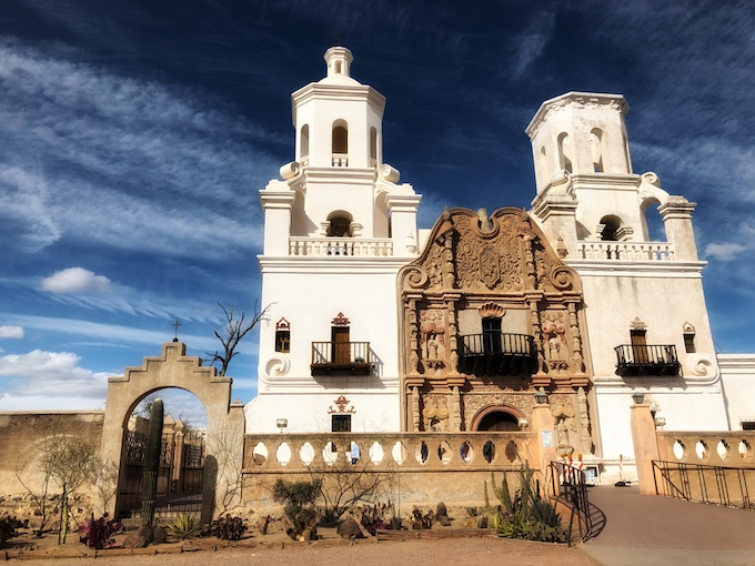 San Xavier del Bac - Arizona