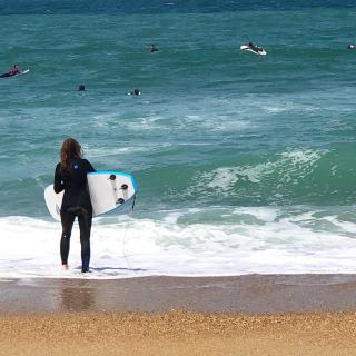 surf anglet